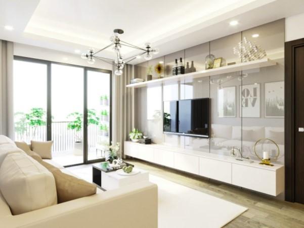 Thiết kế nội thất chung cư đẹp, hiện đại, tiện nghi