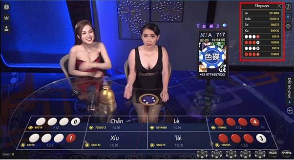 Xóc đĩa Online tại Ku casino club