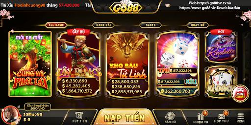 Go88 Mobi - Link vào game Go88 đổi thưởng và những thông tin cần biết